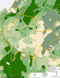 Park Service Areas